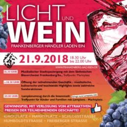 Licht und Wein 2018
